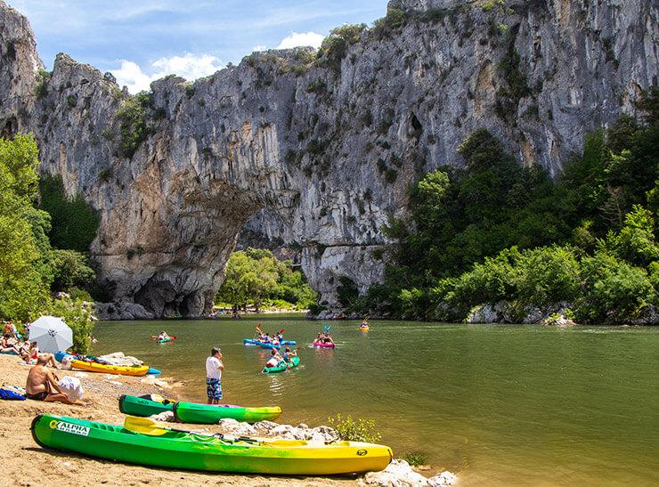 Ardèche-Loisirs-Patrimoine-Kayak
